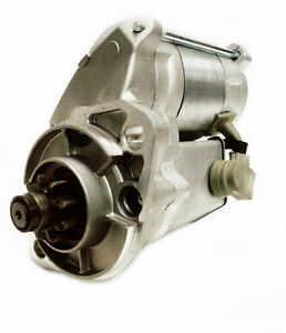 Lincoln Sa 200 Redface Low mount Starter Bw109