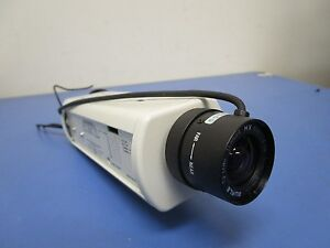 Burle Tc352ak491 Ccd Monochrome Security Camera With Tc9906a 6mm 1 14 Lens