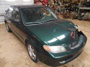 Engine 2 0l Vin 6 8th Digit Fits 01 03 Mazda Protege 293203