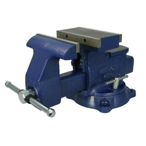 Wilton Multi purpose Reversible Mechanics Vise 8 Jaw Width Wmh14800 New