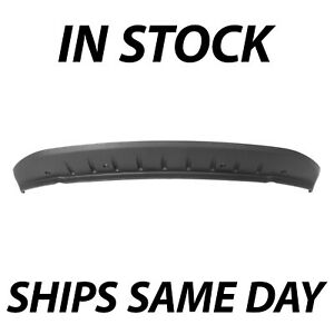 New Textured Lower Front Bumper Valance Air Deflector For 2009 2018 Ram 1500