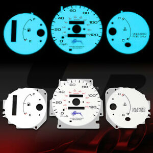 Indiglo Glow Gauge Harness El Cover For 96 00 Honda Civic Cx Dx Lx Auto D16y7
