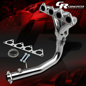 4 1 Stainless Racing Header Manifold exhaust For 92 93 Acura Integra Rs gs Da db