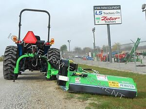 Flail Side Trim Ditch Bank Verge Mower Peruzzo Elk Cross 1600 60 cut 35 60hp