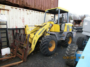 Used 2004 Komatsu Wa75 3 Rtl Good Condition