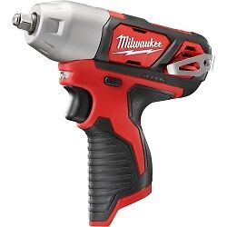 Milwaukee Electric Tools Mlw2463 20 M12 3 8 Impact Wrench Bare Tool