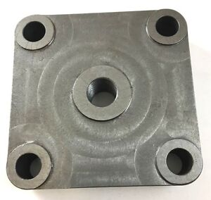 6941 Quincy High Pressure Valve Cover Plate Quincy Air Compressor Parts