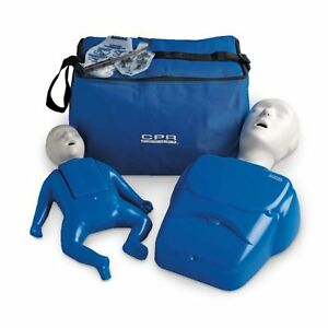 Nasco Cpr Prompt Adult child And Infant Training Pack