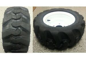 Toro Dingo Wheel And Tire Assy All 4 2 X Lh And 2 X Rh 98 2747