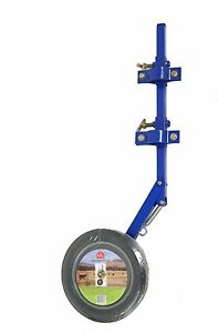 Gate Wheel W Suspension Spring Tall Adjustable Quality Speeco Ships Free