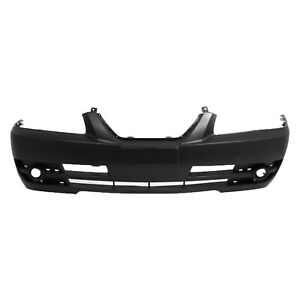 New Primered Front Bumper Cover Fascia For 2004 2005 2006 Hyundai Elantra