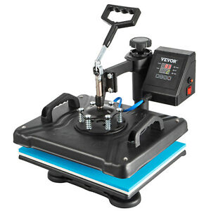 8 In 1 Combo Heat Press Transfer Sublimation T shirt jigsaw Puzzle plate 15 x12