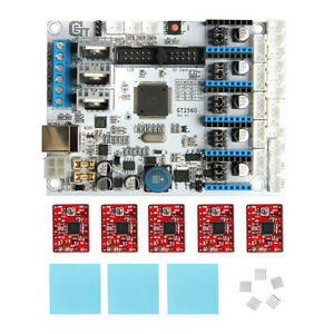 Geeetech Gt2560 a4988 Controller Board Kits Prusa Mendel Support Dual Extruders