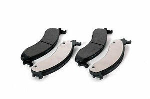 Performance Friction 0655 20 Front Disc Brake Pads