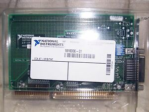 National Instruments Gpib P c Board Model 181830 01