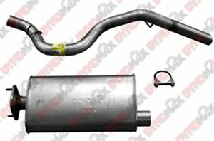 Dynomax 19391 Super Turbo Cat Back System Exhaust System Kit