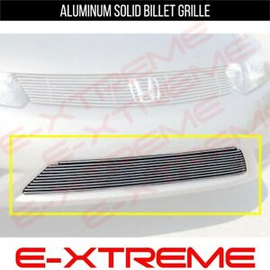Billet Grille Grill For Honda Civic Coupe 2006 2007 2008 Bumper Bolton Lower
