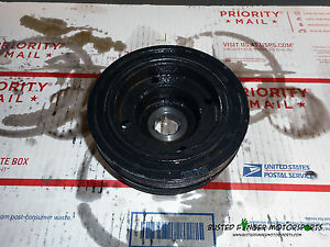 Serpentine Crank Pulley Oem New And Used Auto Parts For