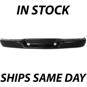 New Primered Steel Rear Bumper Bar For 1996 2018 Chevy Express Gmc Savana Van