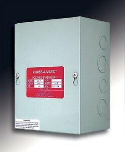Phase a matic 2 Hp Vs 2 Rotary Converter Voltage Stabilizer
