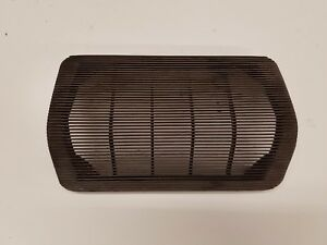 Porsche 944 Dash Speaker Grille Brown 83 85