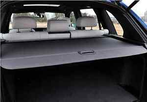 Black Trunk Retractable Cargo Luggage Cover For Bmw X5 F15 2014 2015 2016