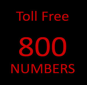 800 Toll Free Phone Numbers The Real Deal 800 Numbers