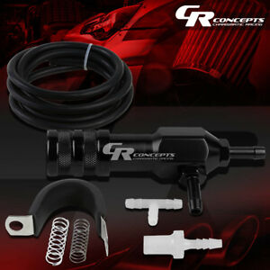 Adjustable Racing Turbo 30 Psi Manual Closed Loop Boost Bypass Controller Black