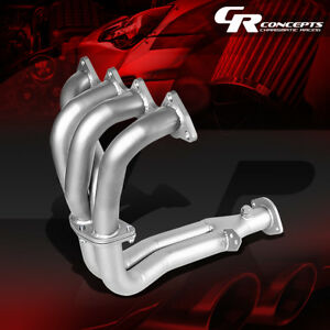 For 94 01 Integra Dc4 Db7 Stainless 4 2 1 Paint Finished Manifold Header Gasket
