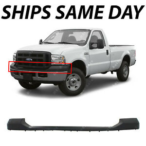 New Textured Upper Bumper Top Pad For 2005 2007 Ford F250 F350 Super Duty Truck