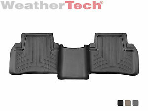 Weathertech Floor Mats Floorliner For Mercedes E class 2011 2016 2nd Row
