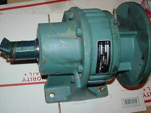 Shimpo Circulute 17 1 Speed Reducer C05 0017 c184 bh