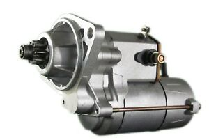 New Gear Reduction Starter 12 Volt Fits Hyster 3136105 335861 1108421 1109434