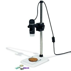 New Digital Camera Microscope X300 Coin Jewelry Gemstone Stamp Photo Stand Video