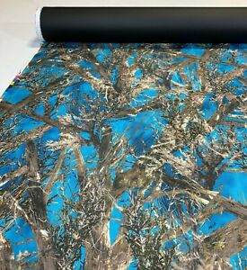 50 Yards 1000d Seat Cover Fabric Automotive Cordura True Timber Mc2 Blue 60 Dwr