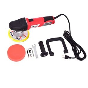 Us Car 5 Variable Speed Dual action Polisher Random Orbital Polisher Detail Set