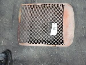 Allis chalmers Ca Front Grill Tag 181