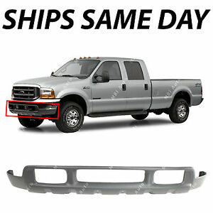New Front Bumper Lower Valance For 1999 2004 Ford F250 F350 Super Duty Pickup
