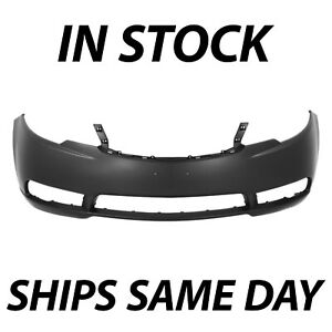 New Primered Front Bumper Fascia For 2010 2013 Kia Forte Sedan Hatchback 10 13
