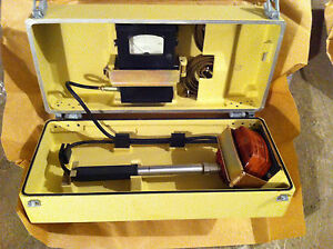 New Geiger Counter Dosimeter Krb 1 With Pancake Geiger Tube Si8b