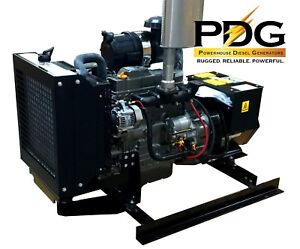 20 Kw Diesel Generator Yanmar Stationary Use