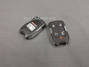 84158292 2017 2018 Gmc Acadia Oem Remote Start Transmitter Package New