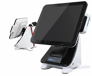 Up Solution Up Tab 8050 Pos Restaurant Android Terminal Built in printer New