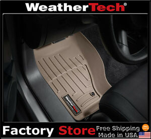 Weathertech Floor Mats Floorliner Jeep Liberty 2008 2012 Tan