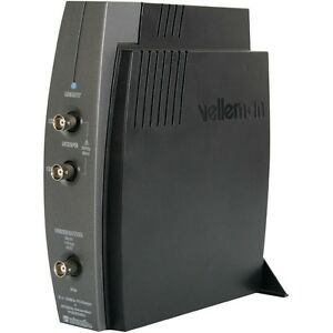 Velleman Pcsgu250 Usb pc Scope Generator 2ch Authorized Distributor