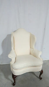 Southwood High Quality Designer Wing Chair Down