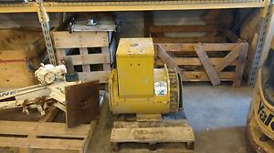 Used 60 kw Marathon Generator Head 460v 3 ph Complete And Ready