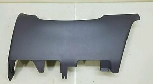 1998 2003 Dodge Ram Van Knee Bolster Lower Dash Steering Column Trim Panel Grey