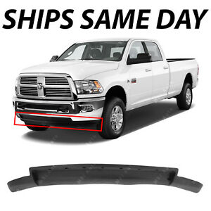 New Textured Lower Front Bumper Air Deflector For 2010 2011 2012 Ram 2500 3500
