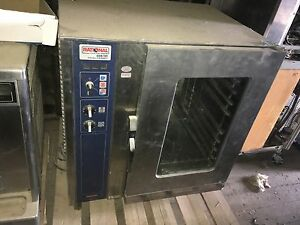 Used Rational Cos 101 Electric Combi Oven Steamer Blodgett
